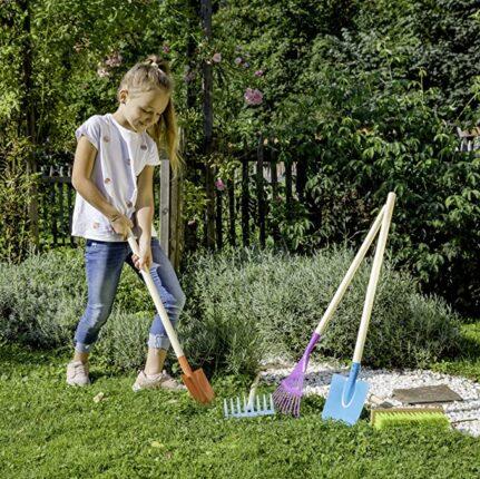 Windhager Children's 5-Piece Garden Tool Set