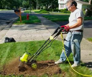 electric-garden tiller review Sun Joe TJ600E