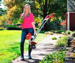 garden tiller reviews mantis-7920