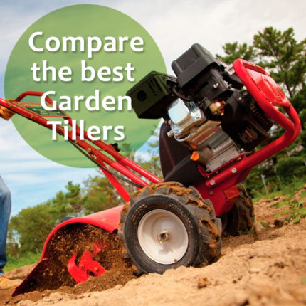 small garden tiller review